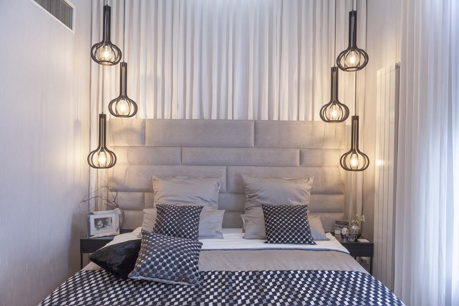 Schlafzimmerraum Fischer-Raumausstattung