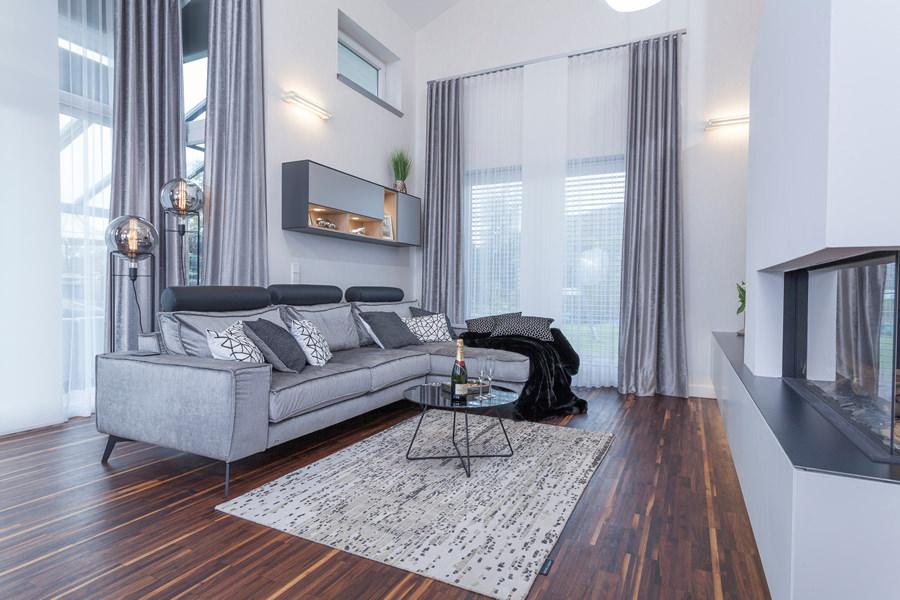 Wohnzimmer Sofa Fischer-Raumausstattung