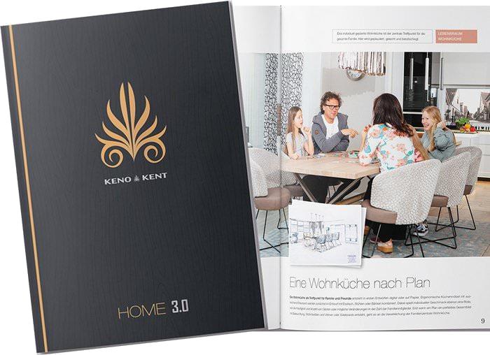 KenoKent-Home 3.0 Einrichtungsbuch